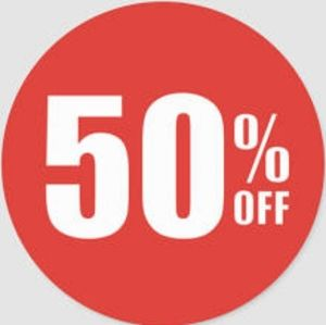 Take 50% off listing price! Make an offer!
